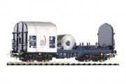 Тентованный вагон LogServ