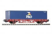 Платформа с контейнером DB-Cargo
