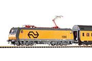 Электровоз BR 182 и пассажирский состав