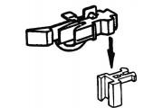 Сцепка KK-Kopf с коротким адаптером, 2шт