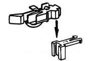 Сцепка KK-Kopf с длинным адаптером