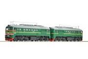 Дизельный локомотив 2M62, звук